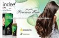 cuidado del cabello aceite