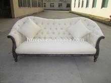Ocio suave cómodo diván mobiliariodesala mpasf2948-2 sofá de