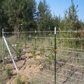galvanisé barrière de bétail vente chaude