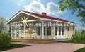 Residential villa en bois, log villa, maison en bois, log cabin, kit