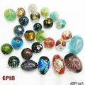 de calidad superior de cristal de murano cuentas de vidrio para el suministro de joyas