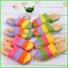 zapatillas de damas de lana