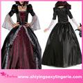 venta al por mayor 2015 vampiro espléndido vestido de fiesta de la ciudad de disfraces de halloween