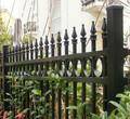 postes de acero galvanizado valla