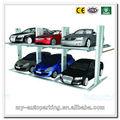 Aparcamiento de coches Plataformas Manual del sistema Aparcamiento doble apilador
