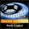 Larga vida útil y Ahorro de Energía a Prueba de Agua Los Colores Ofrecidos Tiras Luces LED