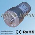 10 rpm del motor eléctrico de alta potencia para puerta corredera