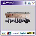 dongfeng piezas del carro de motor diesel cummins cigüeñal 3965010