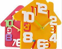 diseño de moda mini reloj inserts para regalos a los niños de plástico etiqueta cc076