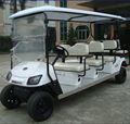 48V 4400W 8-12 assentos ônibus de turismo elétrica, veículos utilitários elétricos