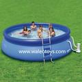 Bestway piscinas, bestway claro jogo rápido piscina inflável anel,Piscinas portáteis, melhor- venda,
