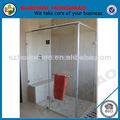 El sur de áfrica diseño de sala de ducha, cabina de ducha simple
