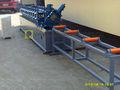 25 * 25 Drywall Track rodillo que forma la máquina