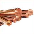 Hastes de cobre