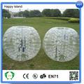 Promoción de la calidad superior del cuerpo parachoques bola, la bola de parachoques funcity