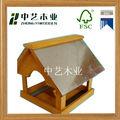 Fsc& sa8000 jaula de madera para la venta