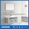 HD-5516 Acero inoxidable, mueble de baño