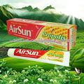 airsun marca de pasta de dientes de oro gel de propóleos