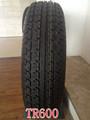 st tr600 neumáticos patrón