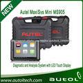 2014 recién llegado de originl Autel MS905 MaxiSYS Mini Automotriz de diagnóstico y sistema de análisis