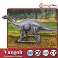 VDG710 Traje adulto dinosaurio realista real del dinosaurio