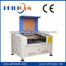 philicam de alta precisión láser de madera y de metal de corte y grabado de la máquina