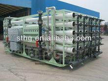 agua de mar de desalinización del agua de mar ro planta