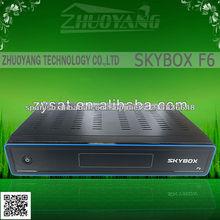 Satélite TV set top box Skybox F6 HD Paypal aceptó Sky HD Caja ebay
