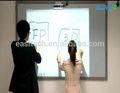 Ensino moderno digital placas brancas/smart board quadro interactivo com 10 usuários