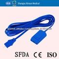 Médicos reutilizables electroquirúrgica Cable