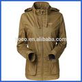 Hot vente mode femmes hoody long manteau de pluie imperméable à l'eau