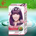 el amoníaco libre no alérgica japón tinte para el cabello