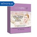 Soins de la peau, anti- rideski, hydratant, 100% soie, masque pour le visage naturel
