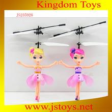 mini de plástico juguetes de las hadas