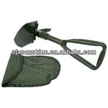 Pala plegable/camping pick herramienta mochilero etool afianzamiento herramienta
