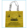 venta al por mayor reciclar bolsas reutilizables con el logotipo de