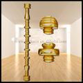 Frp decoración columna romana/pilar de la pu columna romana/decoración de hogar/pilar de la boda columnas para la venta