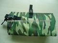 Militar de camuflaje armas bolsa roll, militar bolsa de radio, pistola bolsa, el caso de pistola