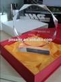 acrylic diamond trophy by JINSAIER Factory Hot Selling