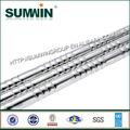 Preço de tubulação de produto popular de aço inoxidável por metro