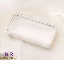 de cristal de vidrio en forma de cuadrado decoraciones