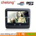 Reproductor DVD para el coche Deluxe de 9 pulgadas i protector de pantalla (Juegos, auriculares grátis, FM,)