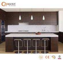 Gabinete de cocina de acrílico con panel de la puerta, acrílico decorativo panel para el gabinete