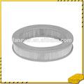 De alto rendimiento filtro de coche coche toyota del filtro de aire 17801-15010/17801-15010-000