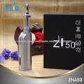 nueva llegada en el almacen por mayor productos originales e-cig ZNA 50W 18650 mod