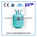 Gas refrigerante HFC R134a y HFC 134a