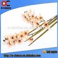Toque de orquídeas real, venta al por mayor de orquídeas artificiales flores