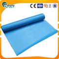 Cor azul puro 1.5mm piscina forro de pvc