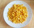 340g maíz dulce en conserva con precio de fábrica bajo
