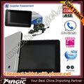 Top- vendendo barato chamadas de vídeo android tablet pc com 3g telefone chamada de função